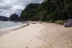 Beach Lot for Sale in El Nido (Camango Island)