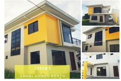 ANAMI HOMES NORTH - Softouch Property - P3.8M-P5.4M - Consolacion
